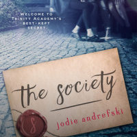 Author Spotlight: The Society by Jodie Andrefski (Interview + Excerpt)