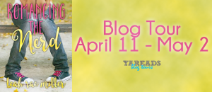 Blog Tour: Romancing the Nerd by Leah Rae Miller (Excerpt & Promo Post)
