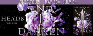 Blog Tour: And I Darken by Kiersten White (Book Two Sneak Peak)
