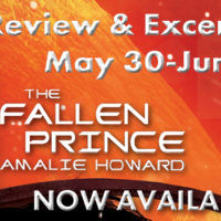 Blog Tour: The Fallen Prince by Amalie Howard (Excerpt + Giveaway)