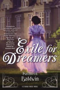 Review: Exile for Dreamers by Kathleen Baldwin
