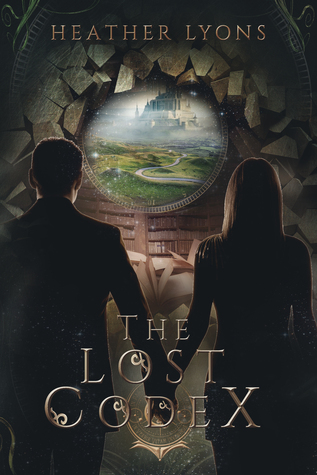 Blog Tour: The Lost Codex by Heather Lyons (Review + Villains Spotlight)