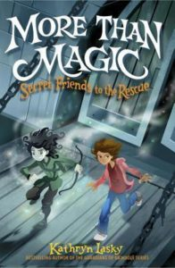 Author Interview: More Than Magic by Kathryn Lasky (Giveaway)