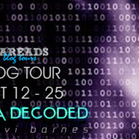 Guest Post: Olivia Decoded by Vivi Barnes (Giveaway)