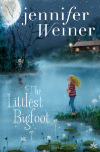 Spotlight Post: The Littlest Bigfoot by Jennifer Weiner (Giveaway)