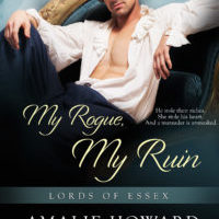 Spotlight Post: My Rogue, My Ruin by Amalie Howard and Angie Morgan (Excerpt)