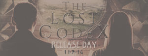 Release Day Blitz: The Lost Codex by Heather Lyons