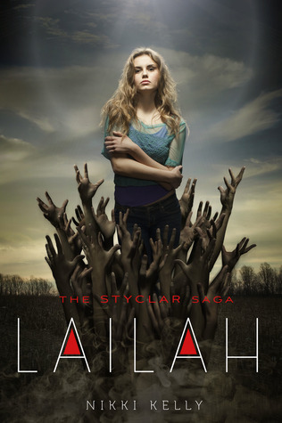 Guest Review: Lailah by Nikki Kelly