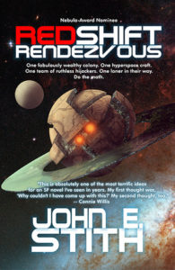 Spotlight Post: Redshift Rendezvous by John E. Stith (Interview + Giveaway