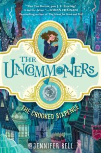 Spotlight Post: The Crooked Sixpence by Jennifer Bell
