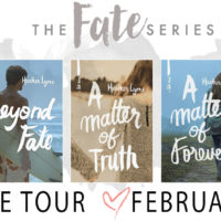 Feature Tour: The Fate Series by Heather Lyons (Excerpt)