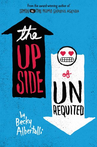 Review: The Upside of Unrequited by Becky Albertalli