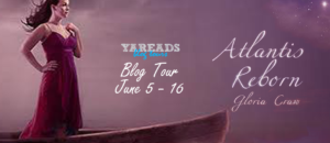 Blog Tour: Atlantis Reborn by Gloria Craw (Spotlight Post)