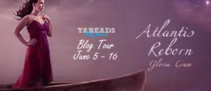 Blog Tour: Atlantis Reborn by Gloria Craw (Spotlight Post)
