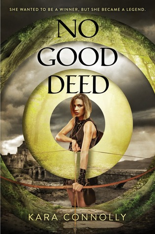 Review: No Good Deed by Kara Connolly (Blog Tour)