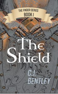 Blog Tour: The Shield by CJ Bentley (Top Ten List)