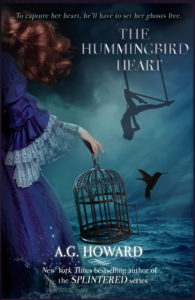 Review: The Hummingbird Heart by A.G. Howard
