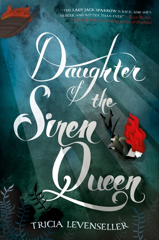 Review: Daughter of the Siren Queen by Tricia Levenseller