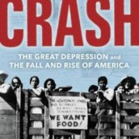 Spotlight Post: Crash: The Great Depression and the Fall and Rise of America in the 1930s by Marc Favreau (Giveaway)