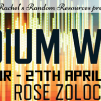 Blog Tour: Medium Wave by Rose Zolock (Guest Post)