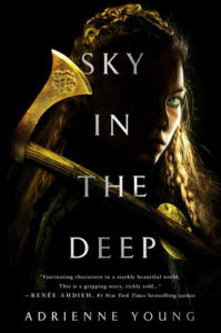 Bookish Delight #3: Sky in the Deep by Adrienne Young
