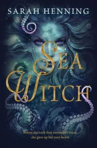 Bookish Delight #6: Sea Witch by Sarah Henning