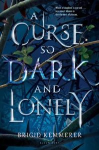Review: A Curse So Dark and Lonely by Brigid Kemmerer