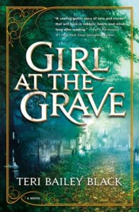 Bookish Delight #7: Girl at the Grave by Teri Bailey Black
