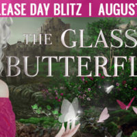 Release Day Blitz: The Glass Butterfly by A.G. Howard