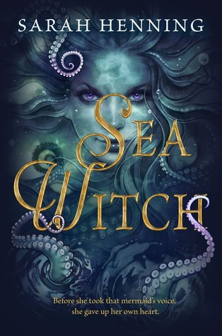 Review: Sea Witch by Sarah Henning