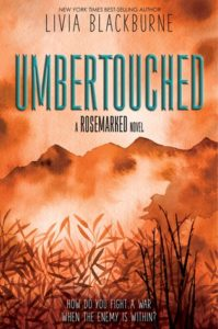 Spotlight Post: Umbertouched by Livia Blackburne is out in one month! (Giveaway)
