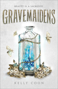 Spotlight Post: Gravemaidens by Kelly Coon (Cover Reveal + Character Interview)