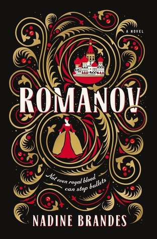 Review: Romanov by Nadine Brandes