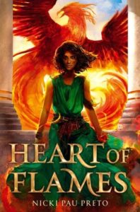 Spotlight Post: Heart of Flames (Crown of Feathers #2) by Nicki Pau Preto