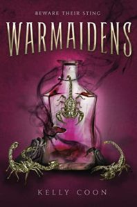 Blog Tour: Warmaidens by Kelly Coon (Author Interview)