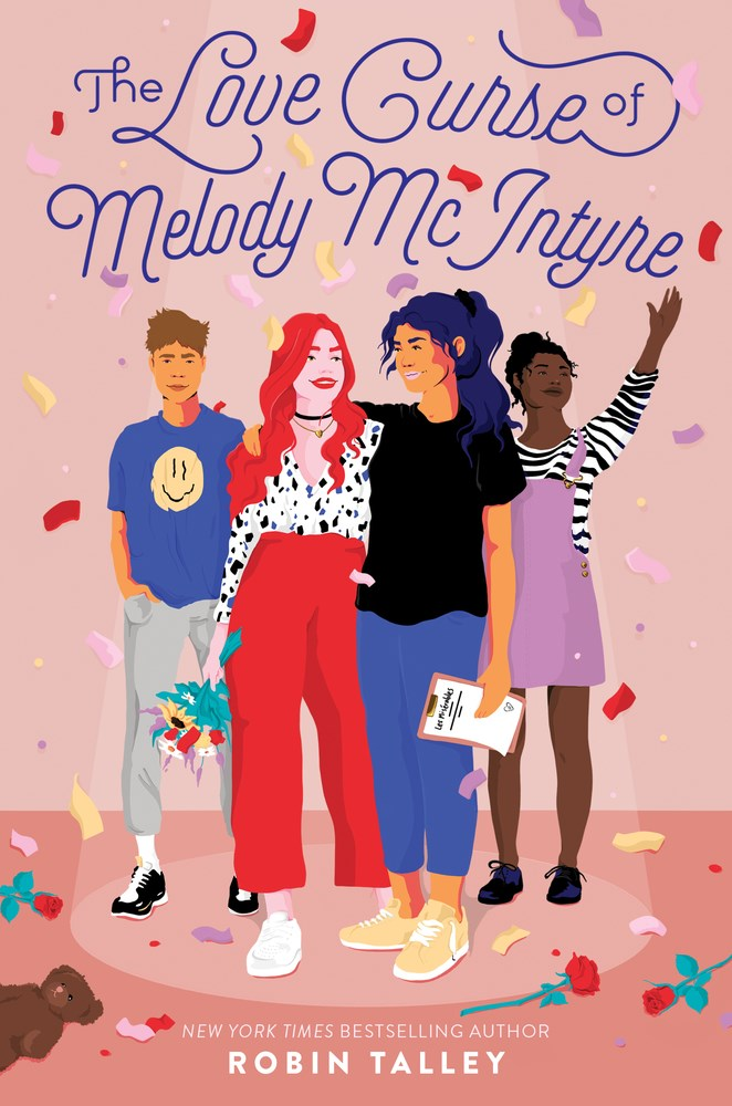 Review: The Love Curse of Melody McIntyre by Robin Talley