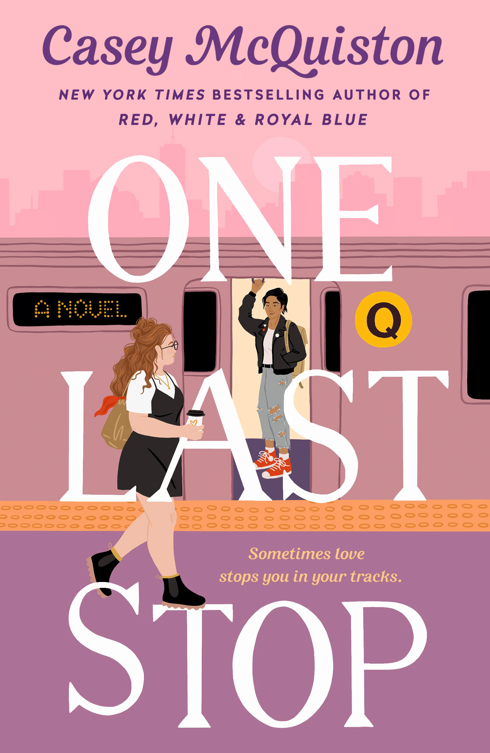 Review: One Last Stop by Casey McQuiston