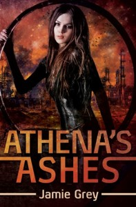 Review: Athena's Ashes by Jamie Grey