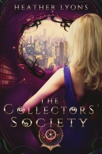 Review: The Collectors' Society by Heather Lyons