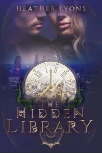 Review: The Hidden Library by Heather Lyons