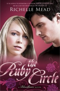 Review: The Ruby Circle by Richelle Mead