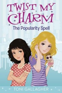 Review: Twist My Charm: The Popularity Spell by Toni Gallagher