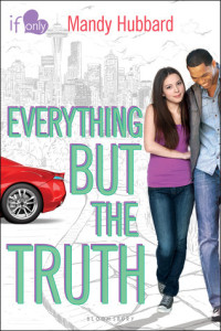 Review: Everything But the Truth by Mandy Hubbard