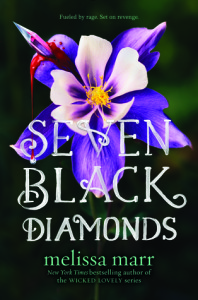 Review: Seven Black Diamonds by Melissa Marr (Blog Tour + Giveaway)