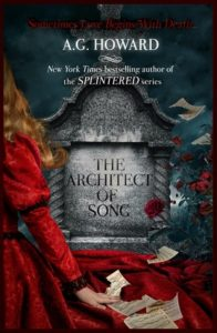 Review: The Architect of Song by A.G. Howard