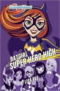 Review: Batgirl at Super Hero High by Lisa Yee (Blog Tour)