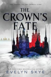 Review: The Crown's Fate by Evelyn Skye