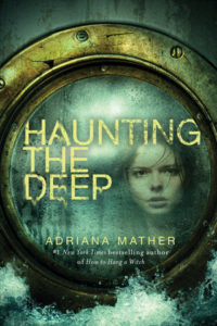 Review: Haunting the Deep by Adriana Mather (Blog Tour)