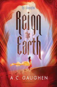 Guest Review: Reign the Earth by A.C. Gaughen