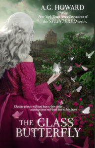 Review: The Glass Butterfly by A.G. Howard (Blog Tour)